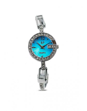 Poppy Color Stylish Watch