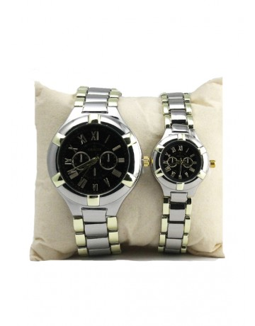Allura Dark Couple Watches.