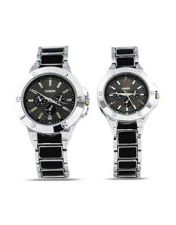 Allura Look A Like Couple Watches.